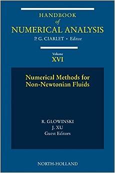 Como Descargar Un Libro Gratis Numerical Methods For Non-newtonian Fluids: Special Volume Buscador De Epub