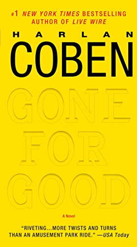 Image result for gone for good book cover