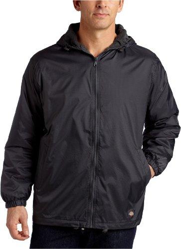 Nylon Hooded Jacket - 1