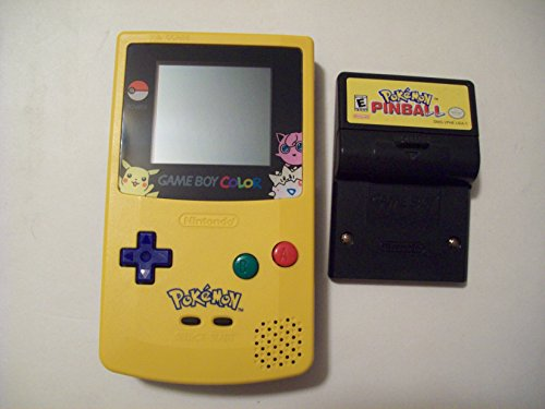 Limited Pokemon Yellow System Bundle