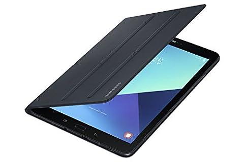 Samsung EF-BT820PBEGUJ Tab S3 Cover, Black (Cover De Samsung Tab)
