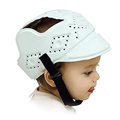per Baby Breathable Head Protector Helmet Safety Head Guard Protection Cap Harnesses Hat for Infant Toddlers
