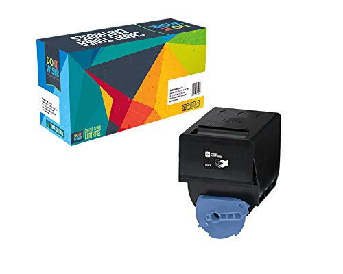 Do it Wiser Compatible Toner Cartridge Replacement for Canon GPR-23 ImageRunner C2880 C2550 C2550i C2880i C3080 C3080i C3380 C3380i C3480 C3480i C3580 C3580i Black