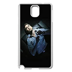Samsung Galaxy Note 3 Cell Phone Case White hb63 lee pace film actor Zbpue