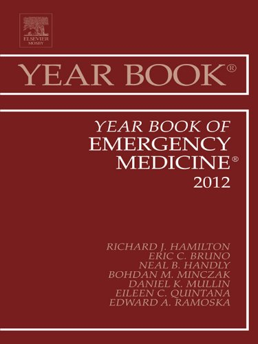 Year Book of Emergency Medicine 2012 (Year Books) Pdf