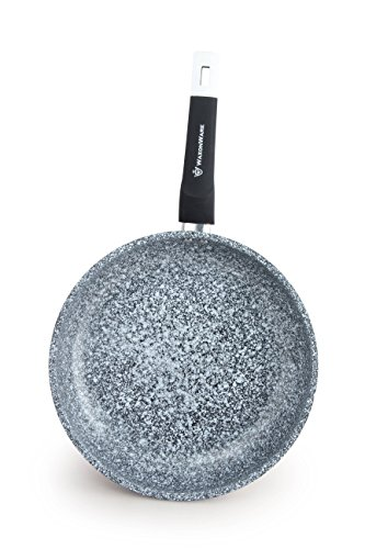Waxonware 11 Inch Non Stick Frying Pan Skillet With