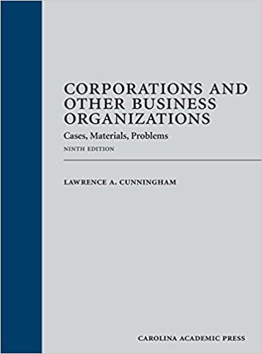 Corporations and other business organizations cases materials corporations and other business organizations cases materials problems ninth edition 9th edition kindle edition fandeluxe Image collections