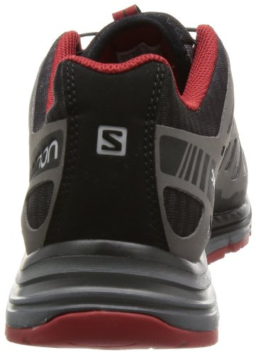 Flea Salomon Wanderschuhe Herren Detroit Black nv0Zqv