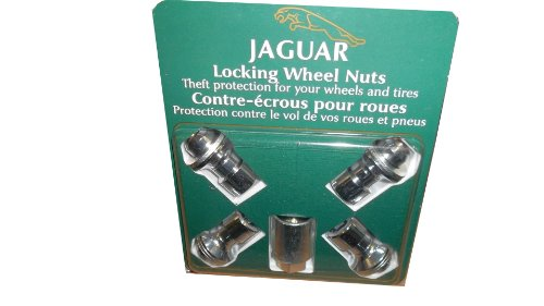 Jaguar OEM Wheel Lock Set by Jaguar