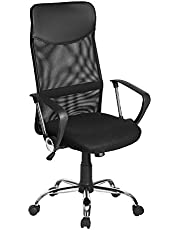 Aingoo High Back Mesh Office Chair with Arms