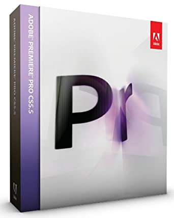 Adobe Premiere Pro CS5.5, Win, DVD, ENG - Software de video (Win ...
