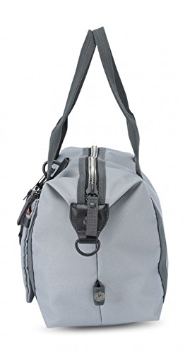 George Gina & Lucy Nylon Roots Shortrange Sac à main gris clair