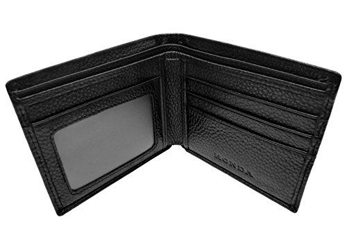 Honda Leather Wallet Photo #3