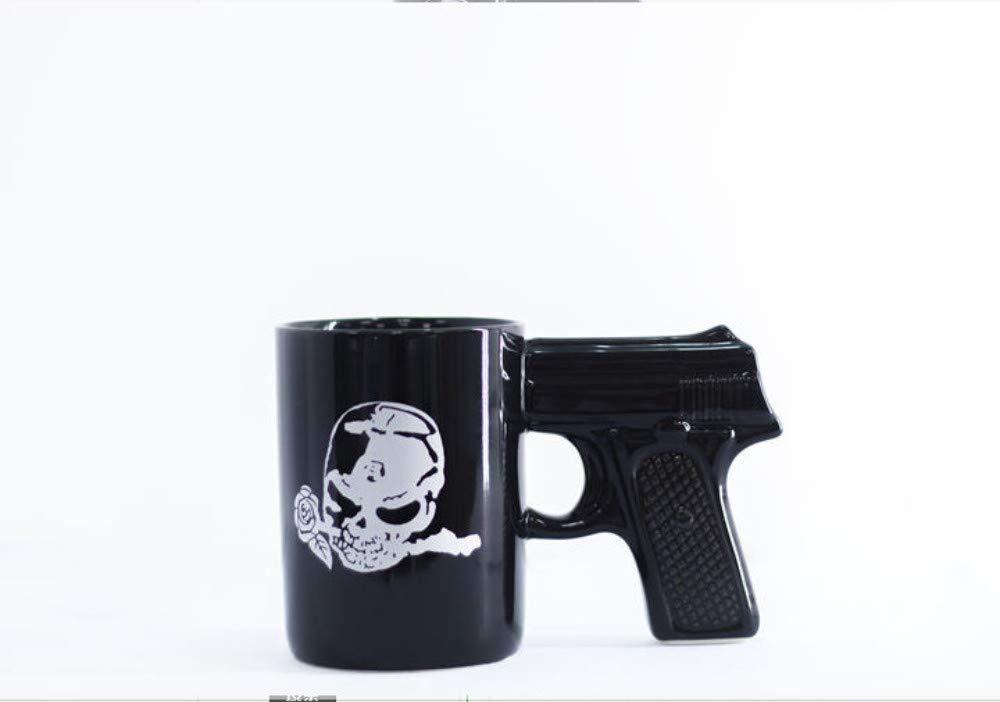 Creativo Pirata Cerámica 64 Estilo Pistola de tiro ...