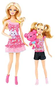 Barbie - Muñecas Stacie: Parque de Atracciones (Mattel