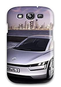 Fashion Protective 2011 Volkswagen Concept Car Case Cover For Galaxy S3