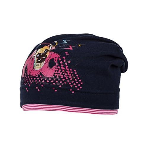 maximo Kids Girl - Beanie Short Mops - Sombrero Niños Durable Modelando 25e0a0bd322