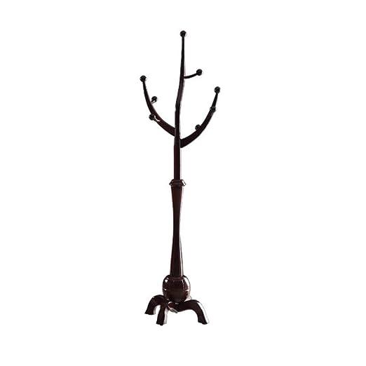 COAT RACK Perchero de pie con Forma de árbol y 8 Ganchos y ...