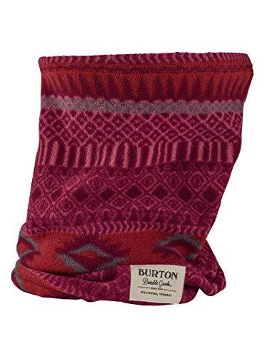Burton Ember Fleece Neck Warmer, Port Royal Freya Weave