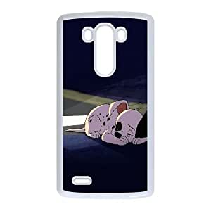 LG G3 Cell Phone Case White Dalmatians Disney Dog Animal SU4418454