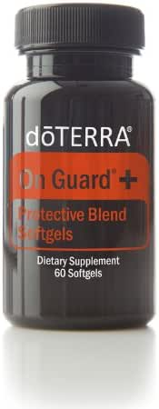 doTERRA - On Guard Essential Oil Protective Blend Softgels - 60 Count