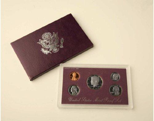 1990 United States Mint Proof Set Uncirculated