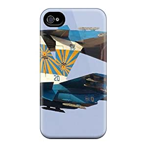 Iphone Case - Tpu Case Protective For Iphone 4/4s- Russian Heroes