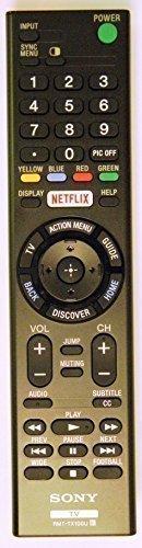 Sony LED 4K UHD Smart TV Remote Control RMT-TX100U