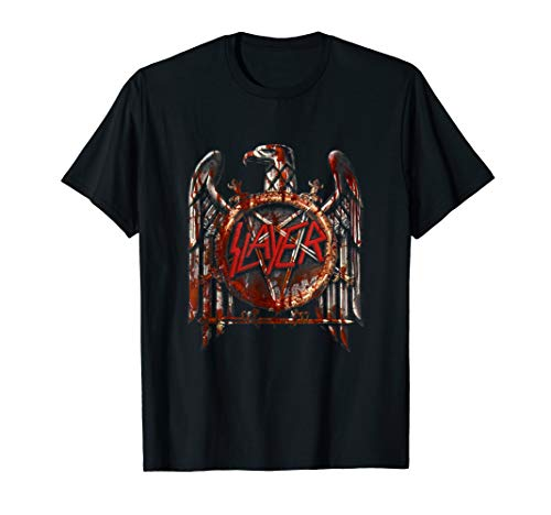 (Slayer Black Eagle T-Shirt men women)