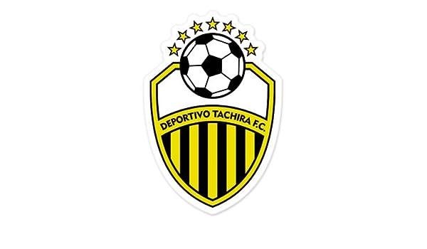 Amazon.com: Deportivo Tachira FC - Venezuela Football Soccer Futbol - Car Sticker - 6