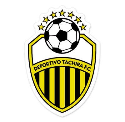 "Deportivo Tachira FC - Venezuela Football Soccer Futbol - Car Sticker - 6"""