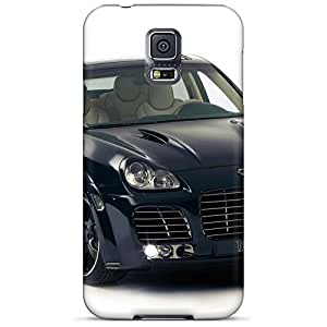 samsung galaxy s5 Plastic phone back shell Protective Stylish Cases Popular 2007 techart magnum porsche cayenne