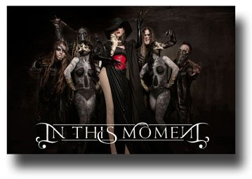 in this moment posters