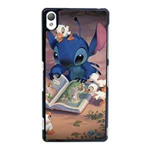 Sony Xperia Z3 Cell Phone Case Black Lilo and Stitch 2 Stich Has a Glitch YT3RN2582639