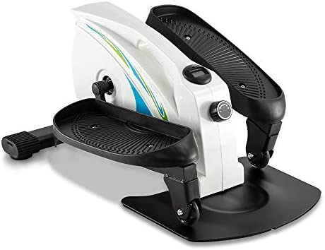 Goujxcy Under Desk Elliptical Machine