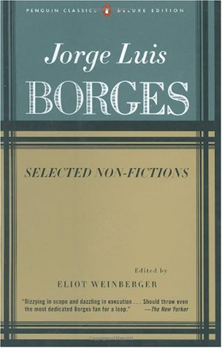 """Selected Non Fictions"" av Jorge Luis Borges"