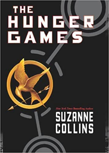 Image result for hunger games book