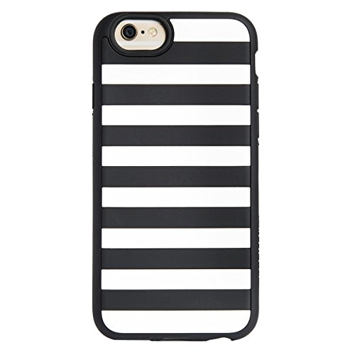 Agent18 iPhone 6 / iPhone 6S FlexShield- Black/White - Retail Packaging Agent 18 Shield Case