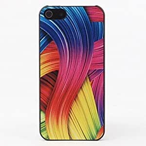 Color Graphic Style Protective Hard Back Case for