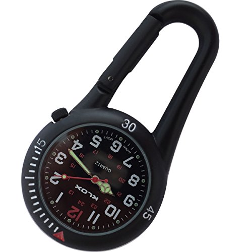 Clip Watch Black Dial product image