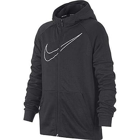 Nike B Nk Dry Hoodie FZ Emb Leg Chaqueta, Niñ os Niños 939853