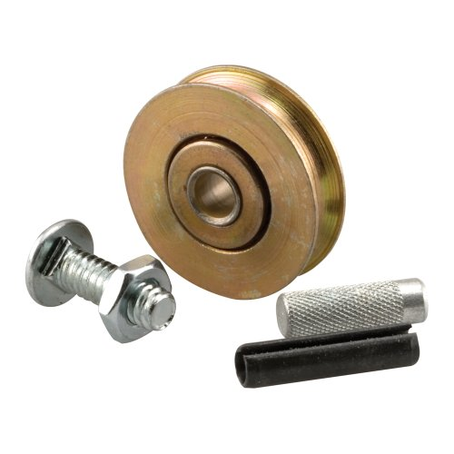 Prime-Line Products D 1796 Sliding Door Roller, 1-1/4-Inch Steel Ball Bearing, Pack of 2