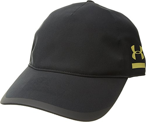 Under Armour Redline Free Fit Running Cap - SS18 - One - Black (Cap Running Armour Under)
