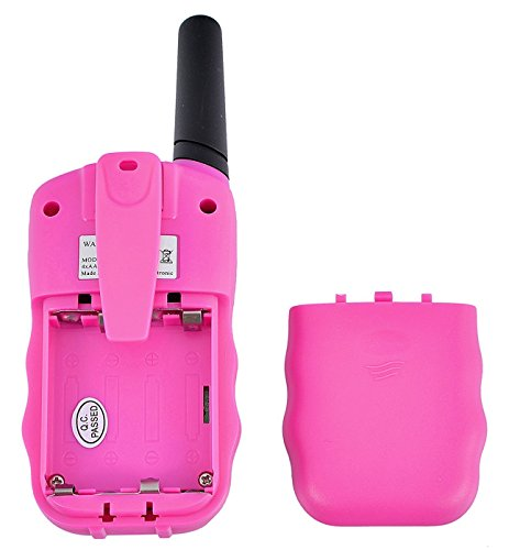 BELLSOUTH T388 2 Piece T-388 3-5KM 22 FRS and GMRS UHF Radio for Child Walkie-Talkie by BellSouth (Image #4)