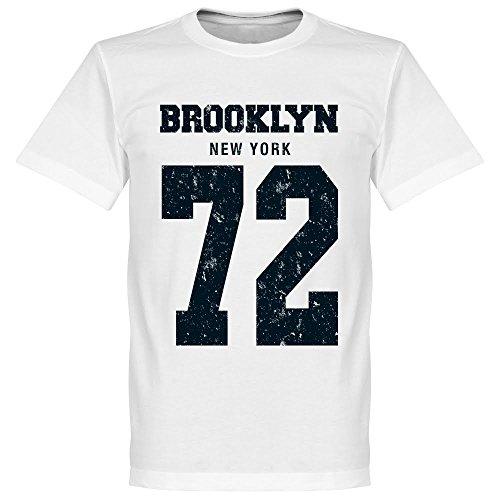 Brooklyn? 72-Maglietta, colore: bianco