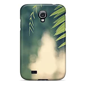 TerraMan Design High Quality Twig Leaves Nature Cover Case With Excellent Style For Galaxy S4