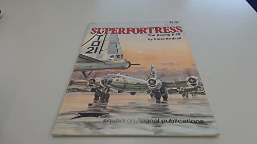 Superfortress, the Boeing B-29 - Aircraft Specials series (6028)