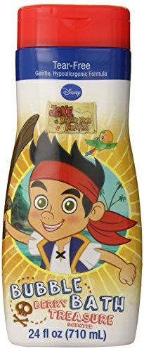 Disney Jake & The Neverland Pirates Bubble Bath, 24 (Disney Bubble Bath)