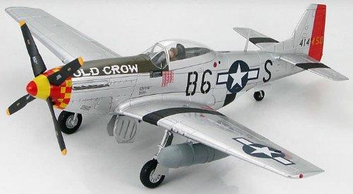 1/48 P-51D Mustang Major Clarence `Bud` Anderson Winter 1944 「AIR POWER SERIES」 HA7712b