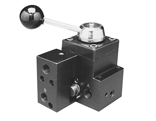 SPX Power Team 9628 Pump Mounted Manual Valve for